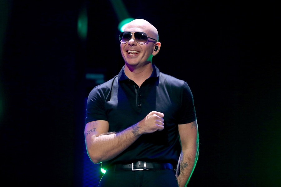 Pitbull - Richest Rappers