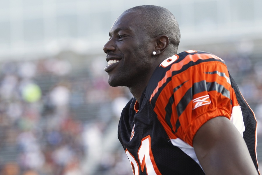 Terrell Owens Financial Problems