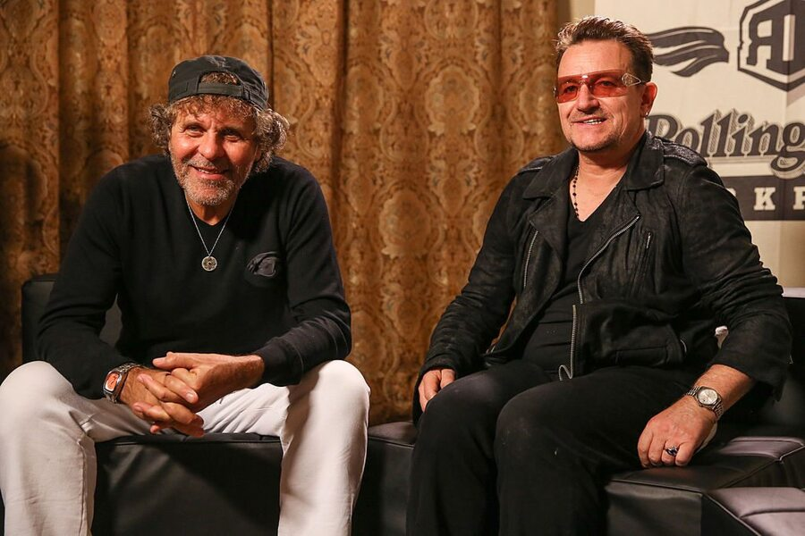 Renzo and Bono