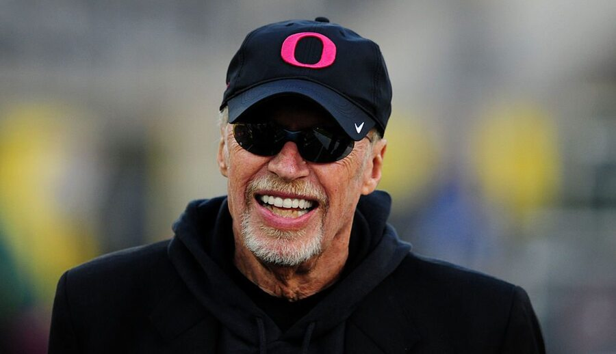 Phil Knight - Nike Founder