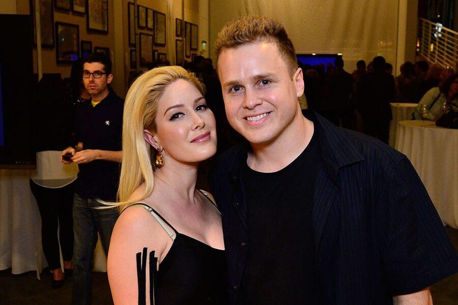 Heidi and Spencer Broke