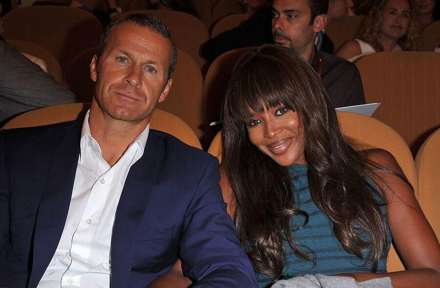 Vladislav Doronin + Naomi Campbell