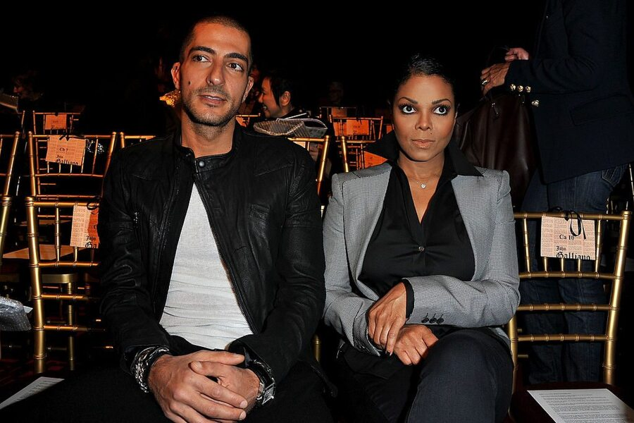 Janet Jackson + Wissam Al Mana