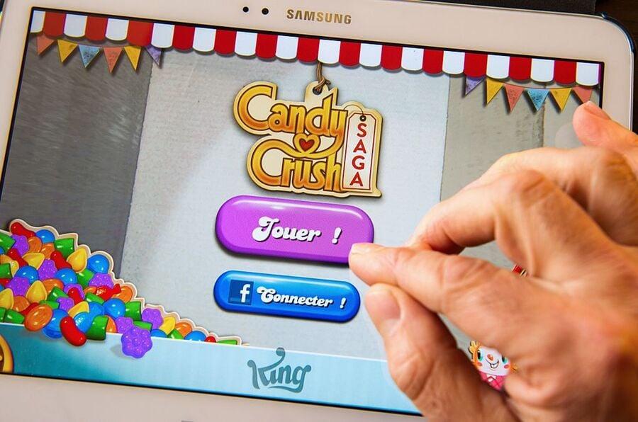 Candy Crush Revenues Per Day