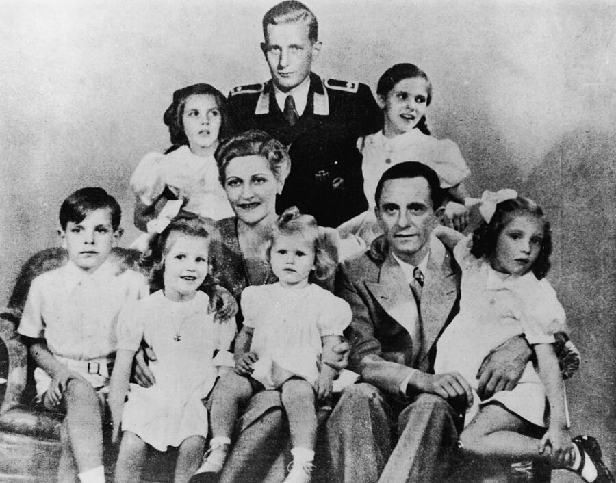 Joseph Goebbels Billionaire Grandchildren