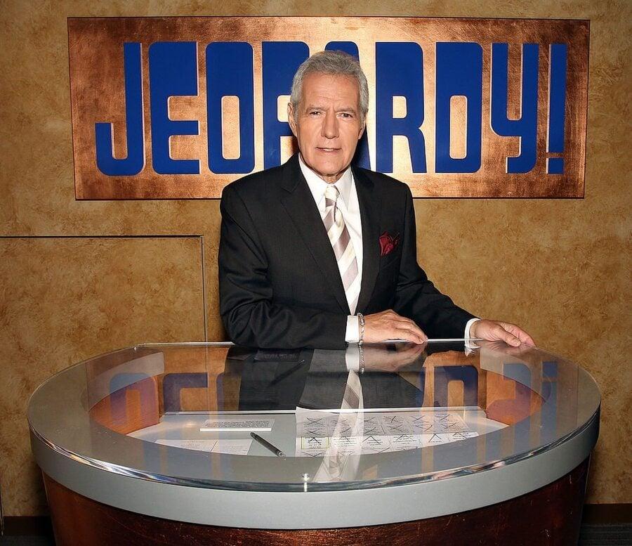 Alex Trebek - Jeopardy Host