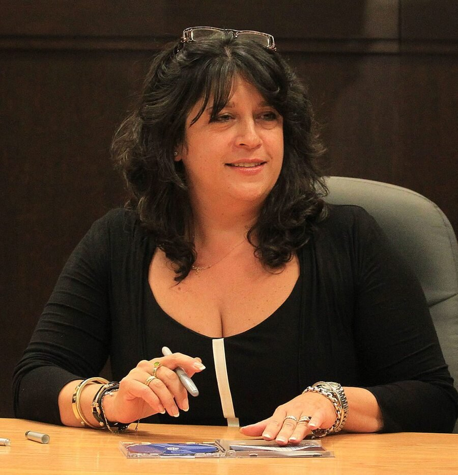 """Fifty Shades"" Author E.L. James"