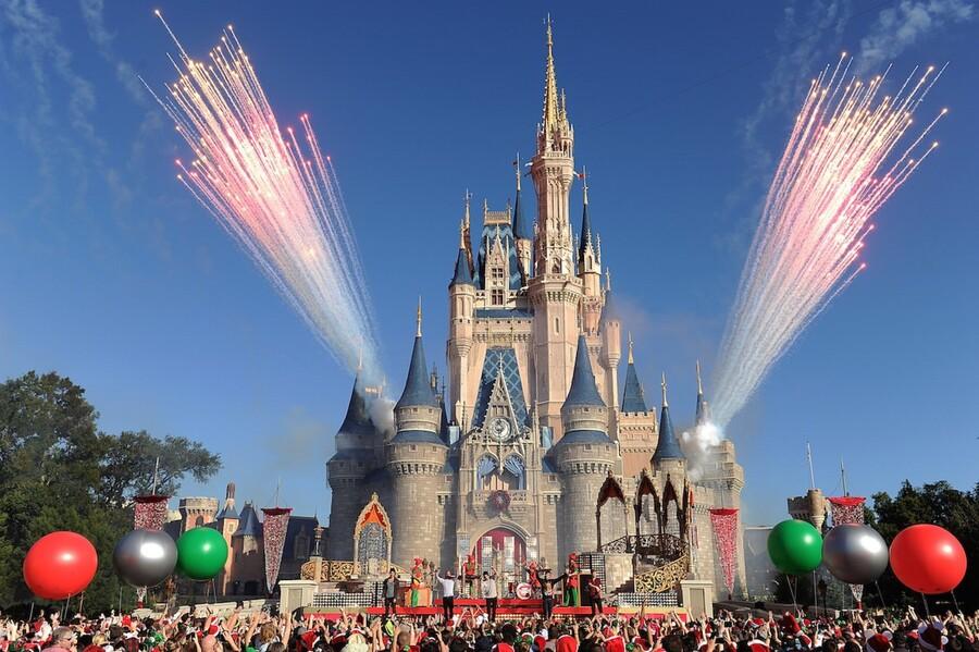 Mark Ashman/Disney Parks via Getty Images