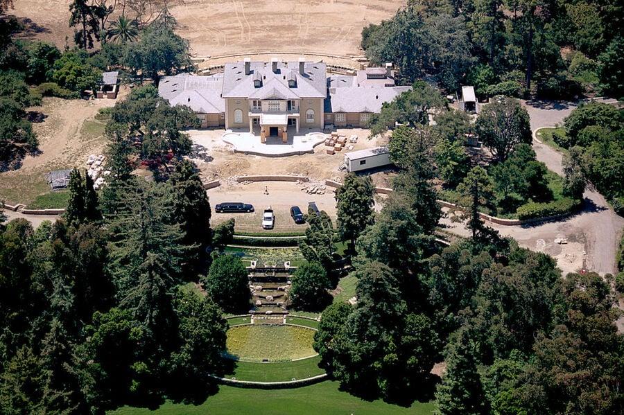 Oprah house montecito