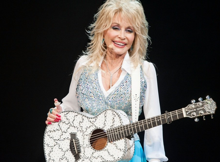 Dolly Parton - Richest Singers