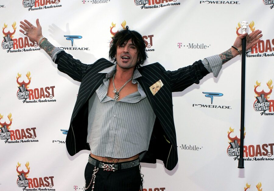 Tommy Lee Richest Rock Stars