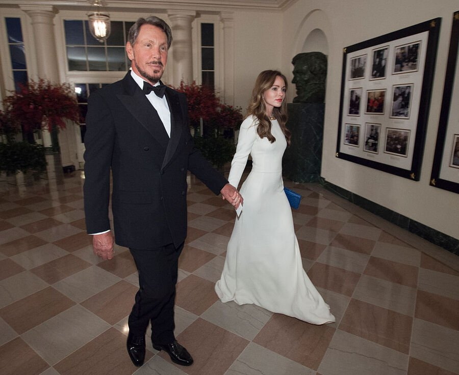 List of Richest People - Larry Ellison