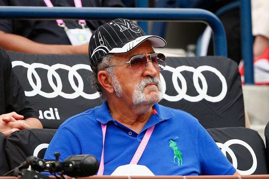 Ion Tiriac Richest Athlete