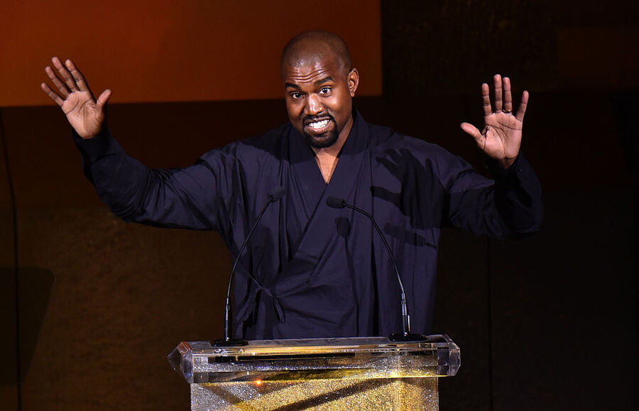 Kanye West Teases YEEZY x Gap With a Redesigned Store