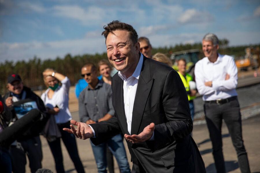 Elon Musk - Highest paid CEO