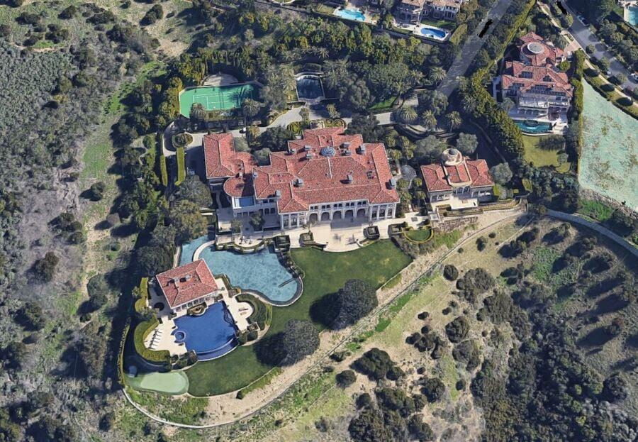 Paul Merage Newport mansion
