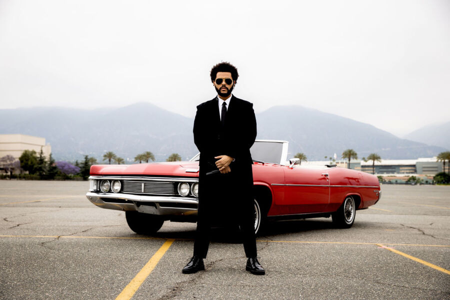The Weeknd Bel Air House