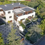 Matt Damon's House:  It's Easy to Forget He's a Movie Star... Except for the $15 Million Mansion