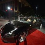 Victor Cruz's Car:  The Wide Receiver Grabs a Ferrari California