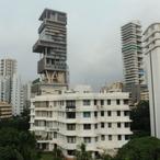 "12 Stunning Facts About Mukesh Ambani's Billion Dollar Mumbai Mansion ""Antilia"""