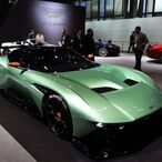 The First Aston Martin Vulcan In The US Is Now For Sale