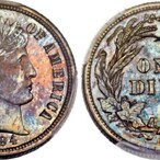 An Old Dime Just Sold For $2 Million