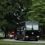 The President's Million Dollar Bus