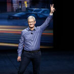 Apple CEO Tim Cook Makes Case For Corporate Tax Reform