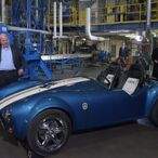 Jaguar And Shelby Cobra Auction Sales Set World Record