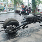 A Batpod Prop Seen In 'The Dark Knight' Is Up For Auction, Estimated To Be Worth At Least $80,000