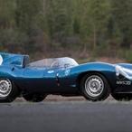 Jaguar And Shelby Cobra Auction Sales Set World Record