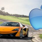 If The Rumors Are To Be Believed, Apple Might Buy Luxury Car Company McLaren Automotive