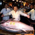 Seafood Businessman Kiyoshi Kimura Pays More Than Half A Million For A Single Fish