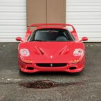 Mike Tyson's 1995 Ferrari F50 Is Going Up For Auction