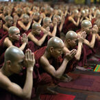 A Buddhist Monk Was Busted For Hiding Millions Of Meth Pills In Monastery