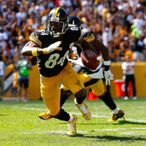Antonio Brown Is Now The Highest-Paid Receiver In The NFL