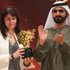 Sheikh Mohammed, VP And Ruler Of Dubai, Gives $1 Million Prize To Teacher Maggie MacDonnell