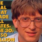 31 Years Ago Today, Microsoft Went Public And Paved The Way For One Of The Largest Personal Fortunes In Human History