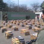 Colombian Police Make Third-Largest Drug Seizure In The History Of The Country