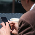 Some Badass Made A $100 Million Stock Trade From Their Mobile Phone