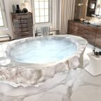 These Luxury Vacation Homes In Dubai Come With $1M Bathtubs