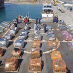 US Coast Guard Offloads $1 BILLION Worth Of Seized Cocaine In Florida