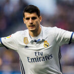 Chelsea Is Offering More Than $91 Million For Real Madrid's Álvaro Morata