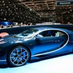 The $3 Million Bugatti Chiron Is The New, Fastest Car In The World