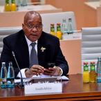 South Africa's Controversial President In Hot Water Over Email Leaks