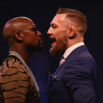 Conor McGregor Challenges Floyd Mayweather To Rematch In The Octogon