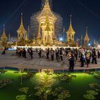 King Bhumibol Adulyadej Of Thailand Receives $90 Million Cremation Ceremony
