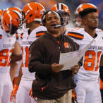 The Cleveland Browns Tried To Make A Trade, Only To Be Stopped By… The Cleveland Browns