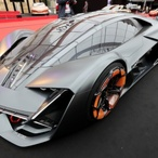 The Lamborghini Terzo Millennio: A Battery-Free Electric Supercar Concept