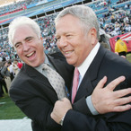 Comparing The Net Worths of Jeffrey Lurie And Robert Kraft (Eagles Owner VS Patriots Owner)